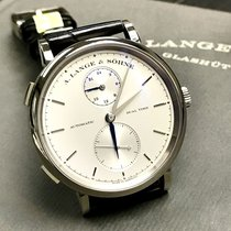 A. Lange & Söhne Saxonia Dual Time Men's watch