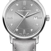 Maurice Lacroix Eliros Date Damenuhr EL1094-SS001-250-1