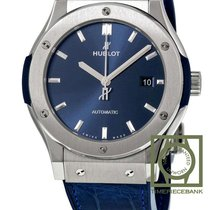 Hublot Classic Fusion Blue Titane 45mm Bleu