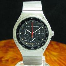 IWC Porsche Design Titan Chronograph Herrenuhr Mit Datum / Ref...