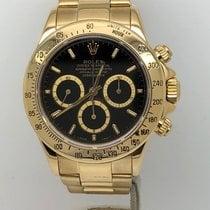 Rolex Daytona ZENITH FULL 18K GOLD YEAR 1992 6 INVERTED VERY RARE