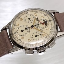 Universal Genève Tri-Compax Early  Oversized Chronograph...