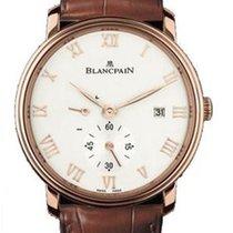 Blancpain Villeret Ultraflach 6606-3642-55B 2018 neu