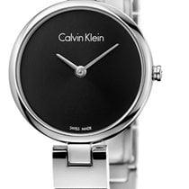 ck Calvin Klein Acero 28mm Cuarzo K8G23141 nuevo