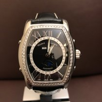 Maurice Lacroix Masterpiece Diamond  De Lune Tonneau Diamond...