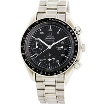 Omega Speedmaster Reduced 3510.50 Chronograph Mens Watch