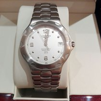 Longines Conquest Steel 37mm