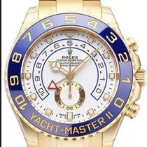 Rolex Yacht-Master II Yellow gold 44mm White No numerals United States of America, California, Los Angeles