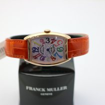 Franck Muller Quartz new Cintrée Curvex