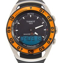 Tissot Sailing-Touch Zeljezo 45mm Crn
