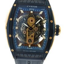 Cvstos Gold/Steel 41mm Automatic Challenge pre-owned