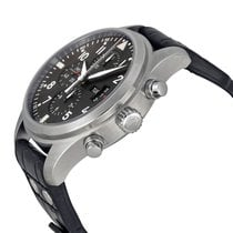 IWC Men's IW377801 Double Pilots Chronograph Watch