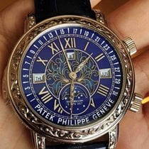 Patek Philippe 2015 NEW Grand Complications Sky Moon Tourbillo...