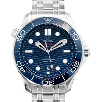Omega Seamaster Diver 300 M Steel 42mm United States of America, California, San Mateo