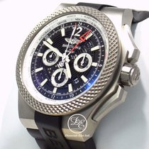 Breitling Bentley GMT Titanium 49mm Black United States of America, Florida, Boca Raton
