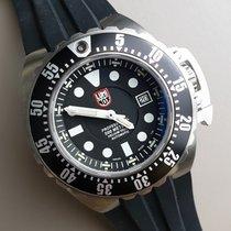 Luminox Deep Dive Steel 44mm Black No numerals