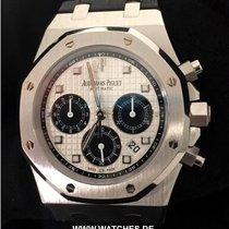 Audemars Piguet Royal Oak Chronograph Platin 41mm Weiß Schweiz, Baar
