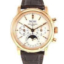 Patek Philippe Perpetual Calendar Chronograph Roségoud 36mm Champagne