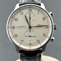 IWC Portugieser Chronograph Stahl 41mm Arabisch Österreich, wien