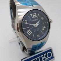 Seiko Arctura Acier 40mm Bleu Arabes