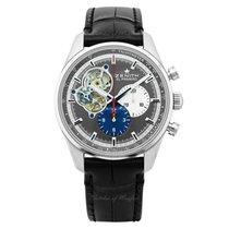 Zenith El Primero Chronomaster nuevo Automático Reloj con estuche y documentos originales 03.2040.4061/23.C496