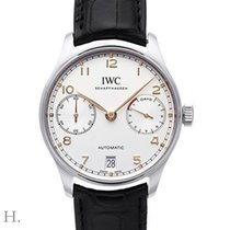 IWC Steel 42.3mm Automatic IW500704 new