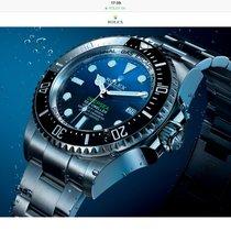 Rolex Sea-Dweller Deepsea Staal 44mm Geen cijfers Nederland, Bergen