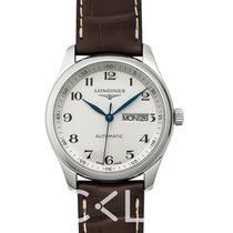 Longines Master Collection Steel 38.50mm Silver