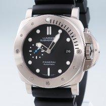 파네라이 티타늄 47mm 자동 PAM01305 중고시계
