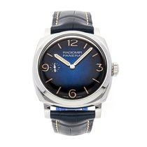 Panerai Radiomir 1940 3 Days Steel 47mm Blue Arabic numerals United States of America, Pennsylvania, Bala Cynwyd
