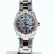 Rolex Lady-Datejust новые 2010 Автоподзавод Часы с оригинальной коробкой 178341