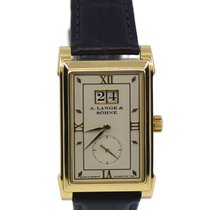 A. Lange & Söhne Cabaret Yellow gold 25mm Silver United States of America, New York, New York