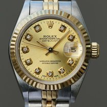 Rolex Lady-Datejust 69173 1992 pre-owned