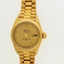 Rolex Lady-Datejust Yellow gold 26mm Gold No numerals United States of America, California, Newport Beach