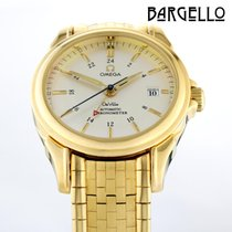 Omega De Ville Co-Axial Yellow gold 38.7mm