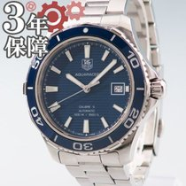 TAG Heuer Aquaracer 500M Steel 42mm Blue