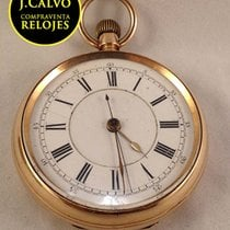 DAVID I. CRABBE POCKET WATCH