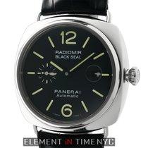 Panerai Radiomir Collection Radiomir Black Seal Steel 45mm...