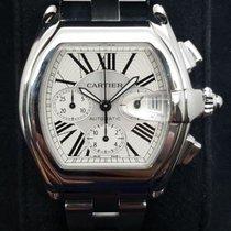 Cartier Roadster Chronograph, men's watch, circa 2004