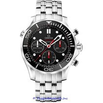 Omega Seamaster Diver 300 M Steel 44mm Black United States of America, California, Newport Beach