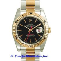 Rolex Datejust Men's 116261 Pre-Owned