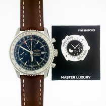Breitling Navitimer World new 46mm Steel