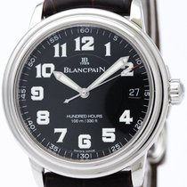 ブランパン (Blancpain) Leman Automatic Stainless Steel Men's Dress...