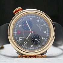 Giuliano Mazzuoli new Automatic Central seconds Small seconds Luminous hands Screw-Down Crown Only Original Parts 45.2mm Rose gold Sapphire crystal