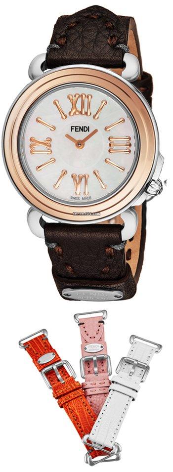 e3616a711d3 Comprar relógios Fendi