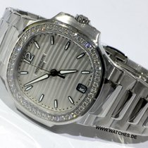 Patek Philippe Ladies Nautilus Steel Automatic - 7018-1A-001