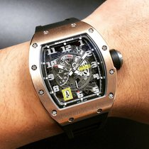 Richard Mille RM 030 Or rose RM 030