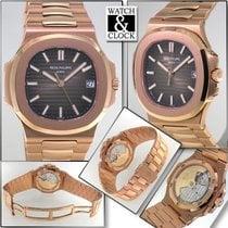 Patek Philippe 5711/1R-001 Ouro rosa Nautilus 40mm