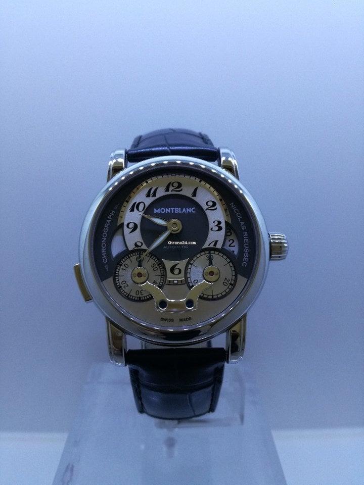 d065d0d59c4 Montblanc Nicolas Rieussec - Todos os preços de relógios Montblanc Nicolas  Rieussec na Chrono24