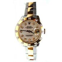 Rolex Lady-Datejust 26mm Sedef-biserast